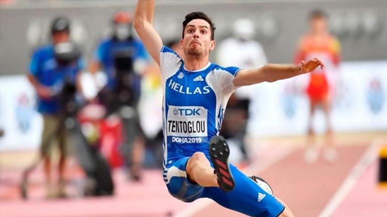 Diamond League: Πρώτη θέση στο Μονακό για τον Τεντόγλου με άλμα στα 8.24μ.