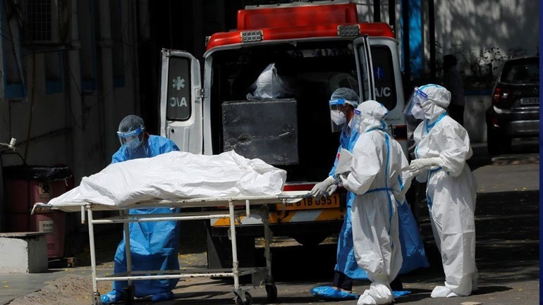 Ινδία: Τουλάχιστον 408.000 νεκροί από την αρχή της πανδημίας