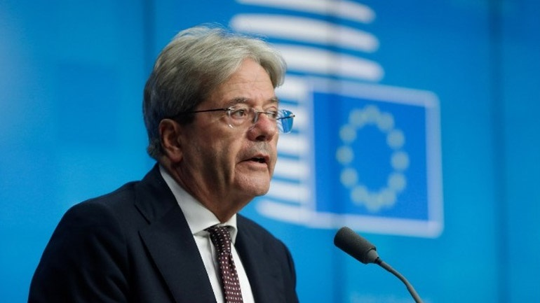 Τζεντιλόνι: Κορυφαία προτεραιότητα» της Ε.Ε. η συμφωνία για τον φόρο στις πολυεθνικές