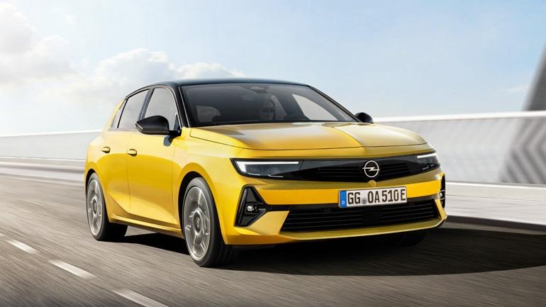 Ενθουσιάζει το νέο Opel Astra