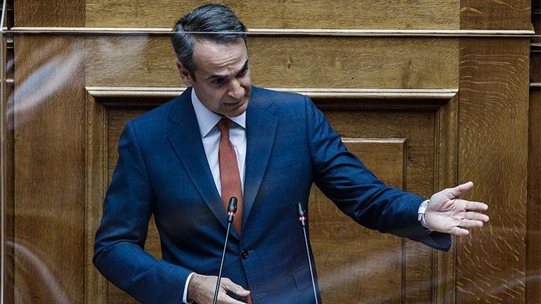 Κ. Μητσοτάκης: Κάλεσε όλα τα κόμματα να ψηφίσουν την κύρωση του Ε-65