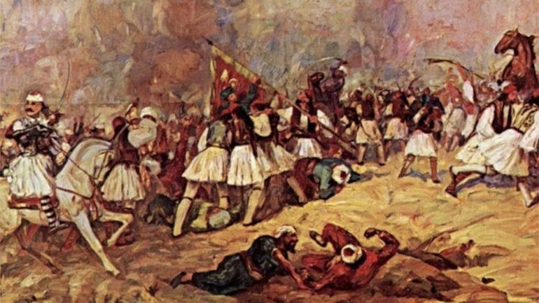 Σαν σήμερα διεξήχθη η Μάχη της Άμπλιανης