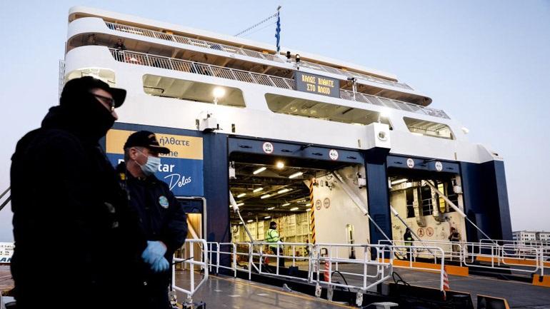 Στο Λιμενικό Σώμα ο έλεγχος των επιβατών για την επιβίβαση στα πλοία