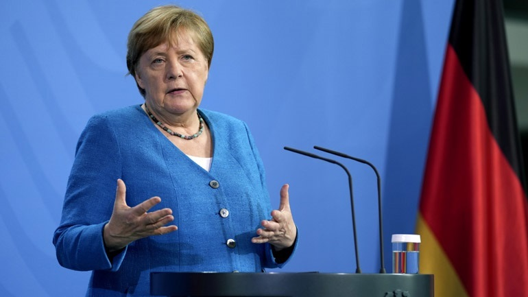 Γερμανία: Η Μέρκελ θα επισκεφτεί τις πληγείσες περιοχές από τις καταστροφικές πλημμύρες