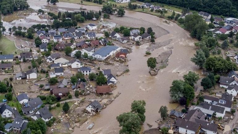 Τουλάχιστον 133 οι νεκροί από τις πλημμύρες στην Γερμανία