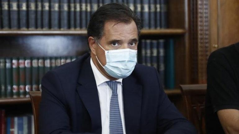 Άδ. Γεωργιάδης: Οι εμβολιασμένοι δεν πρόκειται να υποστούν περιορισμούς