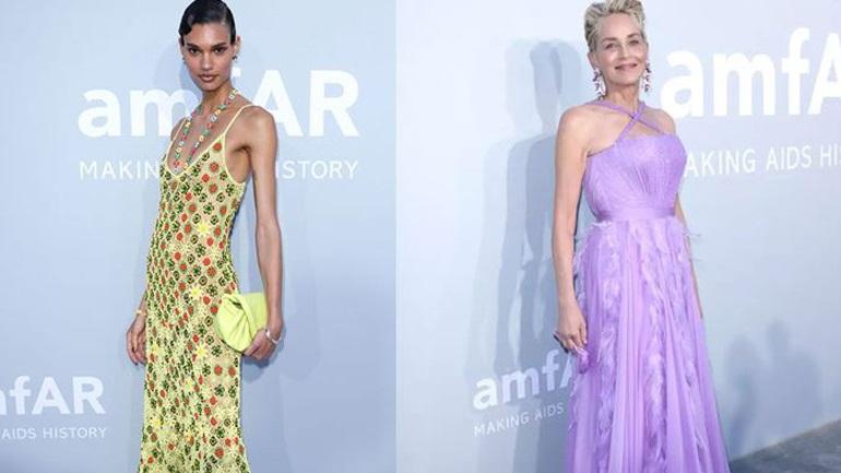 amfAR Gala: Οι εντυπωσιακές red carpet εμφανίσεις από τη φαντασμαγορική βραδιά
