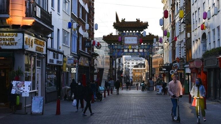 Βρετανία: Αύξηση σχεδόν 41% των περιστατικών Covid μέσα στην προηγούμενη εβδομάδα