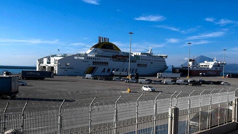 Πάτρα: Νεκρός 40χρονος επιβάτης πλοίου σε δρομολόγιο από Ιταλία