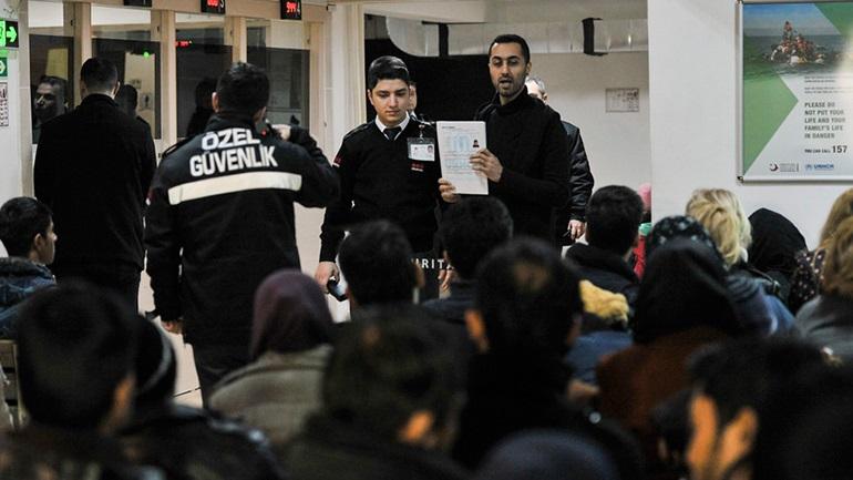 Τουρκία: Δεκάδες συλλήψεις προσφύγων από το Αφγανιστάν