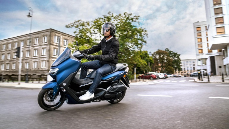 Ήρθε το νέο Yamaha NMAX 155 στην τιμή των 3.490€