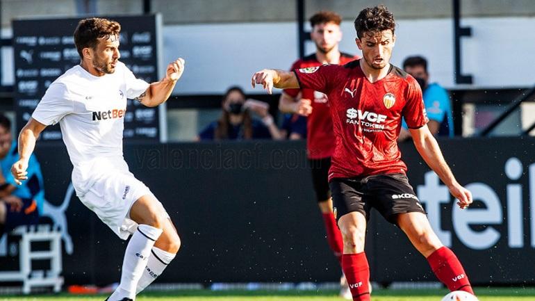 Φιλική ήττα για τον Ατρόμητο, 3-0 η Βαλένθια