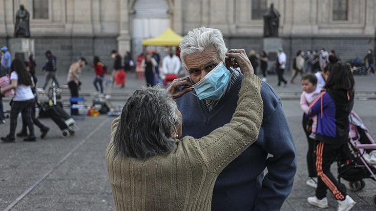 Αργεντινή: Πάνω από 14.600 περιστατικά του νέου κορωνοϊού μέσα σε 24 ώρες