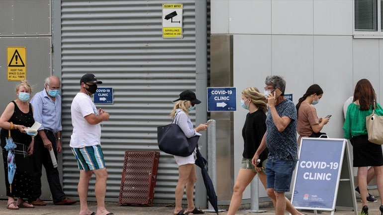 Η Αυστραλία φοβάται μια ενδεχόμενη αύξηση των περιστατικών Covid-19