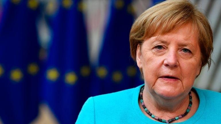 """Μέρκελ: """"Δεν βλέπω ένταξη της Τουρκίας στην ΕΕ, αλλά επιθυμώ καλές σχέσεις με την Άγκυρα"""""""