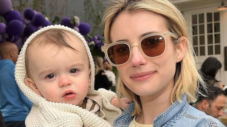 Η Emma Roberts έπαψε να χρησιμοποιεί πλαστικό για χάρη του νεογέννητου γιου της
