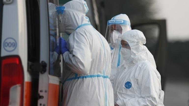 Η Ρωσία ανακοίνωσε 23.811 νέα περιστατικά Covid-19