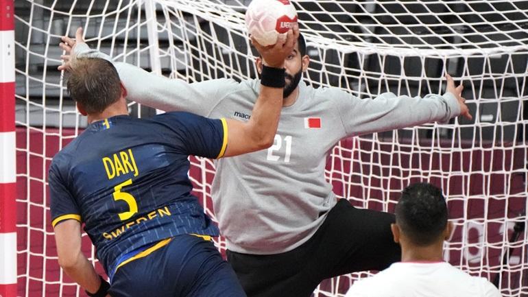 Χάντμπολ ανδρών: Νίκη της Σουηδίας, 32-31 το Μπαχρέιν