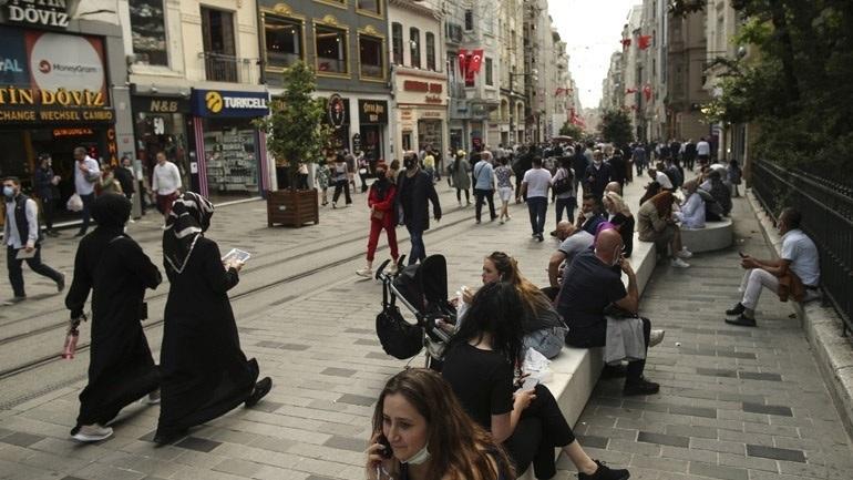 Τουρκία: 14.230 νέα περιστατικά κορωνοϊού, 55 θάνατοι