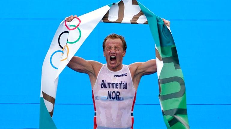 Τρίαθλο: Χρυσό μετάλλιο ο Κρίστιαν Μπλούμενφελτ