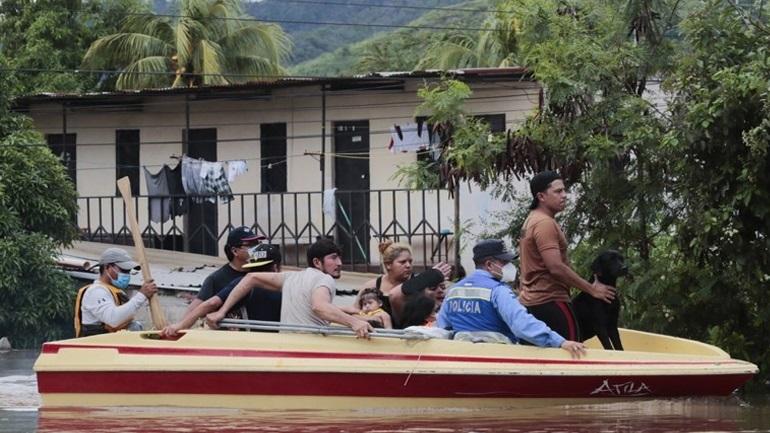 Γουατεμάλα: Οκτώ νεκροί από τις ισχυρές βροχοπτώσεις