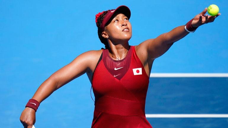 Τένις γυναικών: Πέρασε και το δεύτερο εμπόδιο η Οσάκα