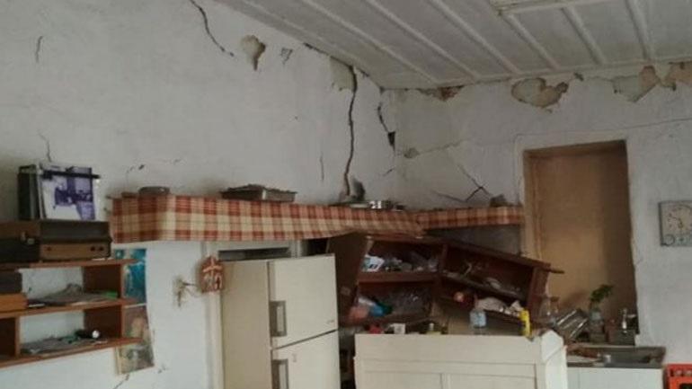 Κρήτη: Κλιμάκιο ειδικών ελέγχουν κτίρια στο Αρκαλοχώρι μετά τους σεισμούς
