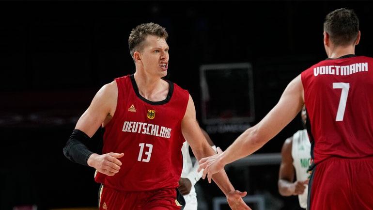 Μπάσκετ ανδρών: Η φροντ λάιν έδωσε την πρώτη νίκη στη Γερμανία