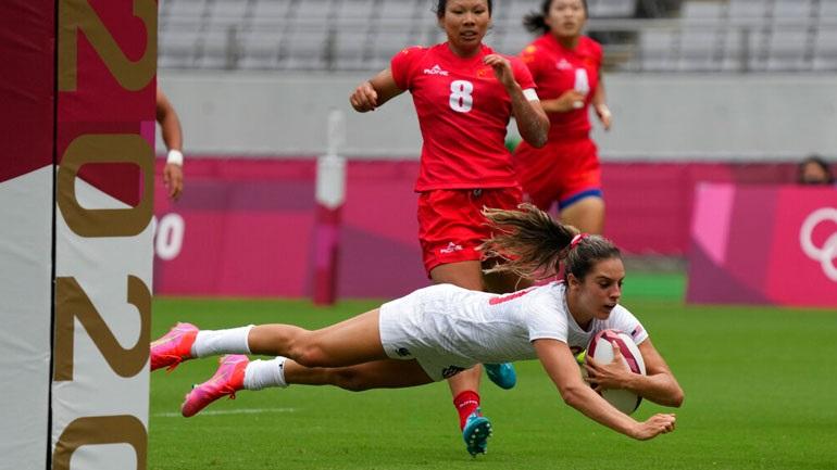 Ράγκμπι γυναικών: Αποτελέσματα και βαθμολογίες πρώτης αγωνιστικής