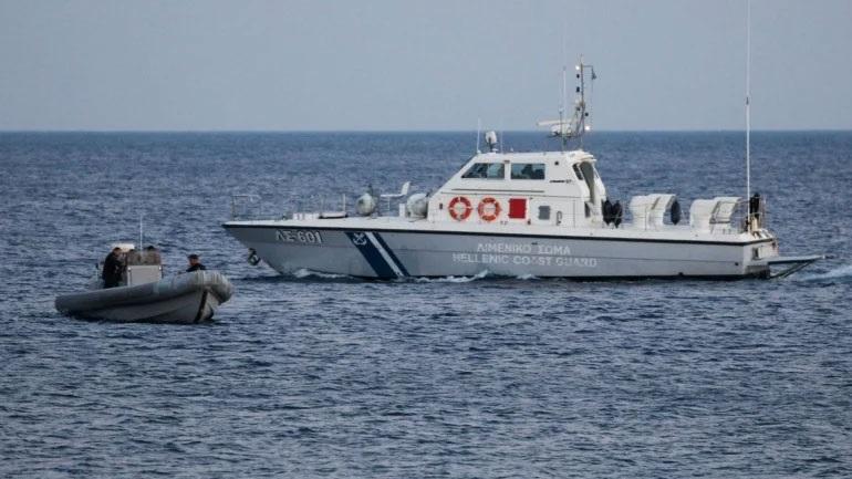 Μυτιλήνη: Τρεις αγνοούμενοι σε ναυάγιο ανοιχτά της Λέσβου