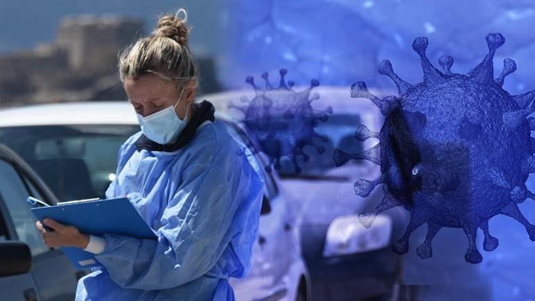 Κορονοϊός : 2.760 κρούσματα- 172 διασωληνωμένοι - 17 νέοι θάνατοι - 22 κρούσματα στην Βοιωτία
