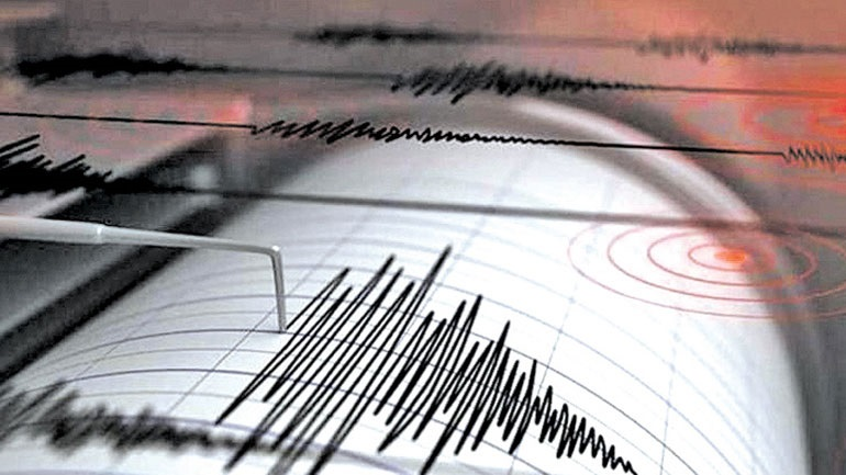 Δύο σεισμικές δονήσεις 4,7 και 4,1 Ρίχτερ σημειώθηκαν στον θαλάσσιο χώρο σε μικρή απόσταση από τη Νίσυρο