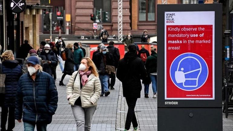 Γερμανία: Περισσότερα από 2.000 περιστατικά κορωνοϊού σε 24 ώρες