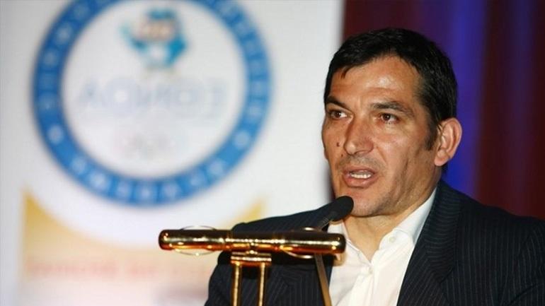 Πύρρος Δήμας: «Θα μείνει στο άθλημα ο Ιακωβίδης»