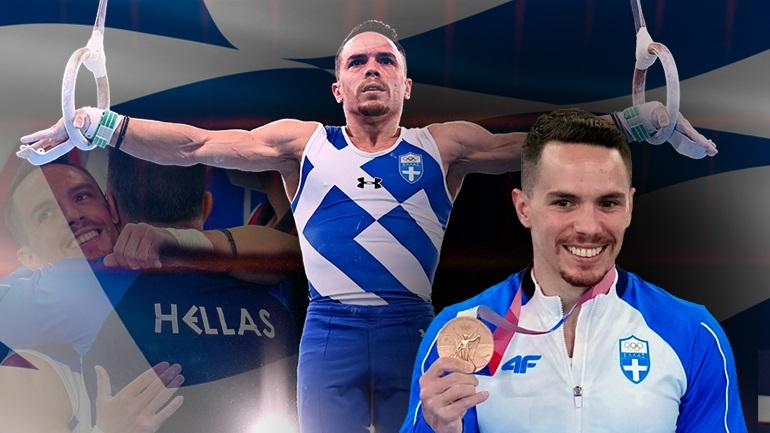 """Ολυμπιακοί Αγώνες : """"Χάλκινος"""" ο Λευτέρης Πετρούνιας, έκανε ξανά περήφανη την Ελλάδα"""