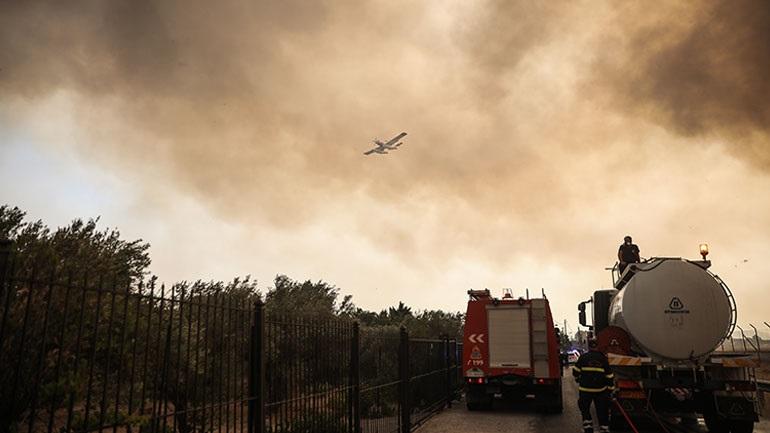 Βαρυμπόμπη: Σε λειτουργία τα κυκλώματα του ΑΔΜΗΕ που τέθηκαν εκτός λόγω πυρκαγιάς