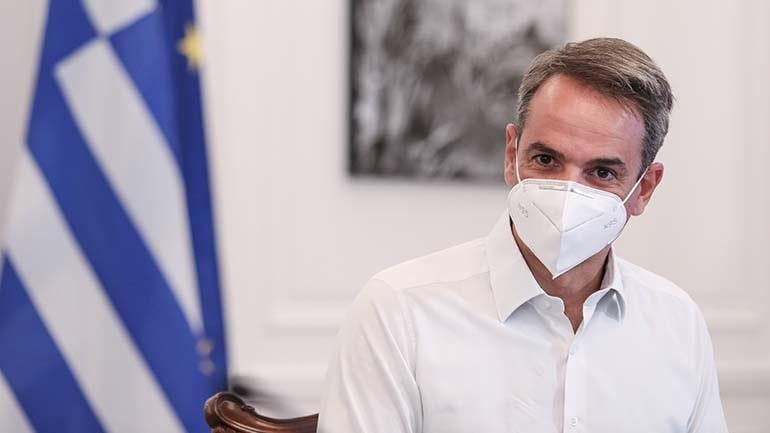 Σύσκεψη υπό τον πρωθυπουργό: Αποφασίστηκε η περαιτέρω ενεργός συνδρομή των Ενόπλων Δυνάμεων στις πυρκαγιές