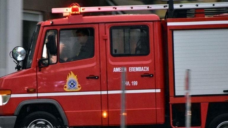 Χανιά: Υπό έλεγχο η φωτιά στην Κίσσαμο