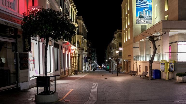 Περιοριστικά μέτρα στο Ηράκλειο Κρήτης