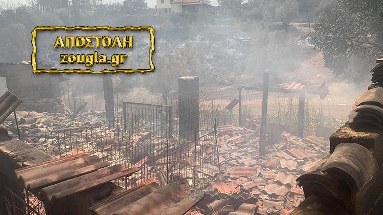 Γορτυνία: Οδοιπορικό στον Πυρρή – Χωρίς νερό και ρεύμα το χωριό