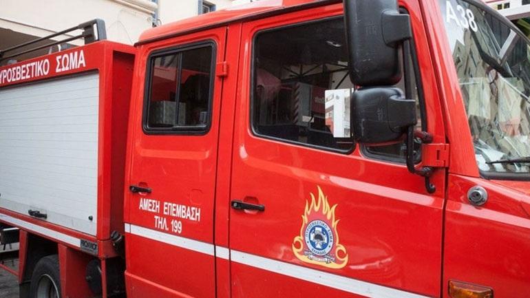 Χαλκιδική: Σε ύφεση η πυρκαγιά στη Φούρκα