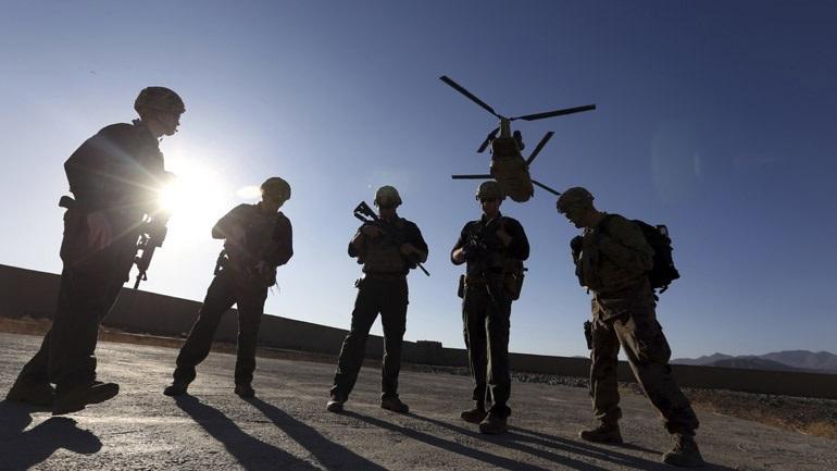 Οι ΗΠΑ στέλνουν 3.000 στρατιώτες για την απομάκρυνση διπλωματών από την Καμπούλ