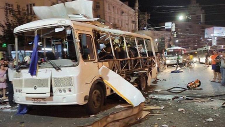 Ρωσία: Μία νεκρή και 18 τραυματίες από έκρηξη σε αστικό λεωφορείο στην πόλη Βορόνεζ
