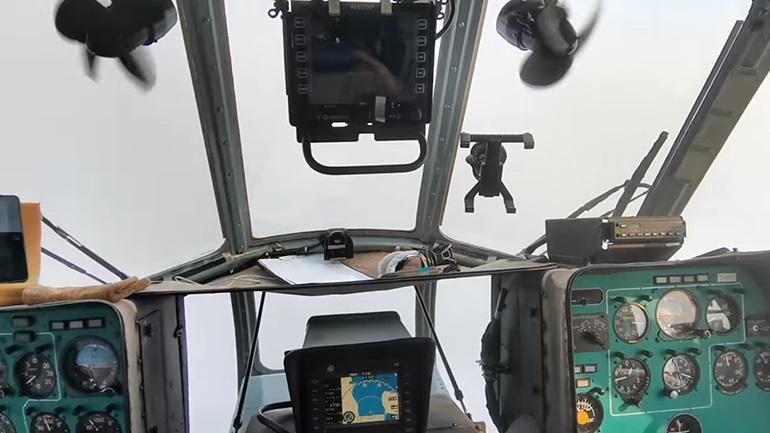 Να γιατί τα ελικόπτερα δεν μπορούσαν να προσεγγίσουν τις εστίες φωτιάς