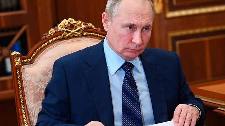 Ρωσία: Ο Πούτιν εξέφρασε την ανησυχία του για τις φυσικές καταστροφές «πρωτοφανούς» έκτασης