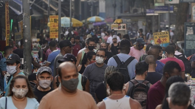 Βραζιλία: Σχεδόν 14.000 περιστατικά κορωνοϊού σε 24 ώρες