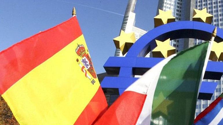 Bloomberg: Η υψηλότερη ανάπτυξη των τελευταίων 40 ετών αναμένεται για Ιταλία-Ισπανία