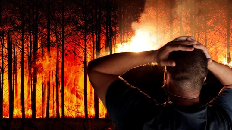 Καίγεται η νότια Ευρώπη