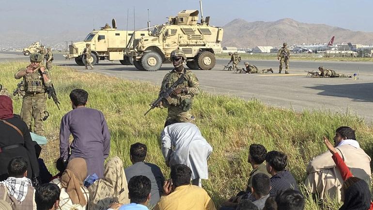 Δημοσκόπηση: Καταρρέει η στήριξη των Αμερικανών στην απόσυρση των στρατευμάτων από το Αφγανιστάν