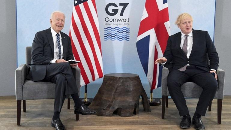 Αφγανιστάν: Μπάιντεν και Τζόνσον θα συμμετάσχουν σε έκτακτη σύνοδο κορυφής της G7 την επόμενη εβδομάδα